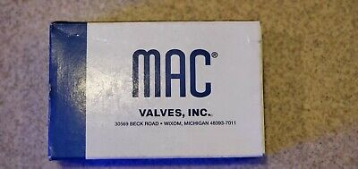 MAC Directional Control Valve Part# 34B-AAA-GCDA-1KV 3 or 10 Lot of 1