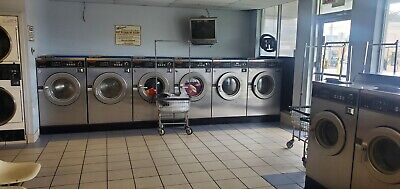Speed Queen 40lb Washer Just Removed From Running Laundry 4 Available -