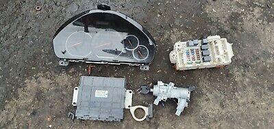 Mitsubishi Grandis warrior 2006 2.4 petrol ignition barrel key transponder ecu