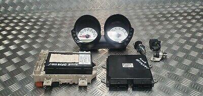 Smart Forfour Passion 454 2004 1.5 petrol ignition barrel key transponder ecu