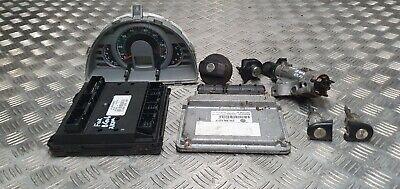 VW Fox MK1 2006 1.2 petrol ignition barrel key transponder engine ecu kit