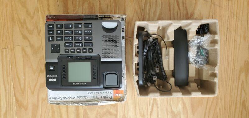 RCA Unison U1000 Dect 6.0 4-Line Landline Telephone