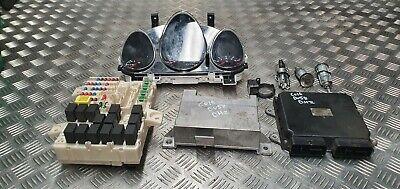 Mitsubishi Colt CZ1 MK6 1.1 petrol ignition barrel key transponder engine ecu
