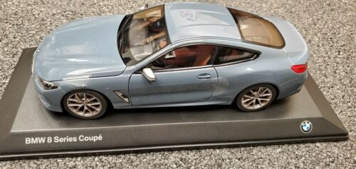 BMW 8-SERIES 850i M COUPE (G15) 2018 1:18 scale Model Miniature Car Diecast