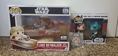 Funko Star Wars Smuggler's Bounty 40th Anniversary Box Luke Skywalker #175
