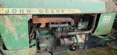 John Deere 1010 Gas Tractor Dozer  Exhaust Manifold  Farmerjohnsparts