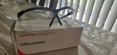 Safety Glasses,Clear 101102HS