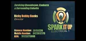Free Sparky Quotes. Your Local Friendly Electrician. Queanbeyan Queanbeyan Area Preview