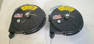 Lot Of 2 Hubbell Tool Balancers Bg-20-l Nos