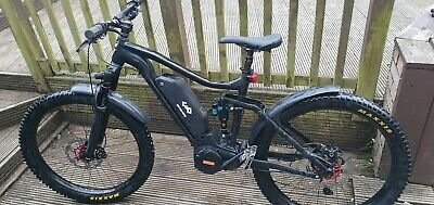 Battery for Vapour / Frey Bafang ultra 35mph 1770w ebike electric bike UK