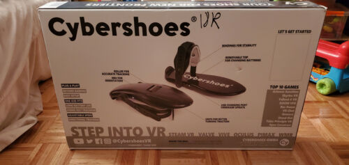 Cybershoessteamvr and quest 2 adapter about to come out comes with carpet also
