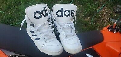 Adidas Jeremy Scott Instinct Men's US 11 used worn trashed skater Scally osiris