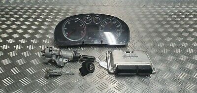 VW Passat B 5.5 1.9 TDI diesel ignition barrel key transponder engine ecu kit