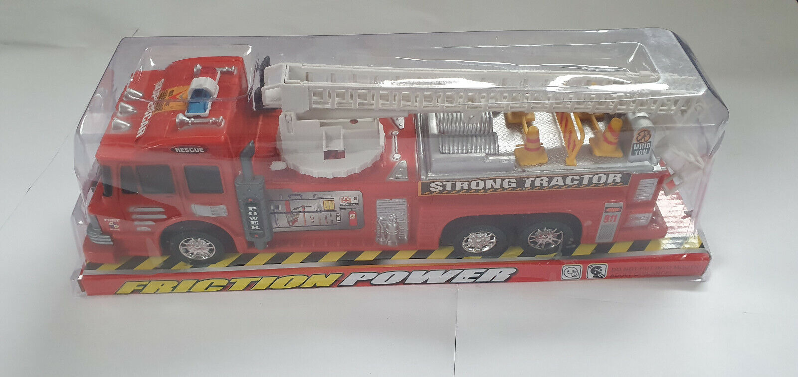 Feuerwehrauto 34cm lang.