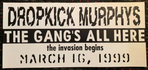 DROPKICK MURPHYS The Gang