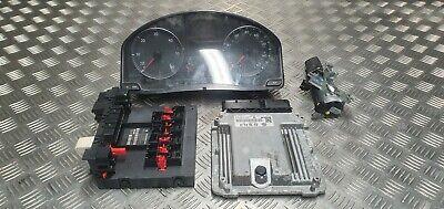 VW Golf Sport MK5 2005 1.9 Diesel ignition barrel key transponder engine ecu