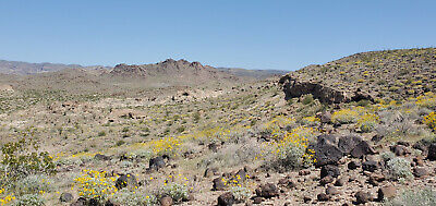 2.5 acre lot in Mohave County, AZ (Wikieup area) - Cash or finance