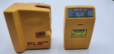 Pls Pls 180 Laser Level Tool Replacement Battery Compartment Screen And Housing