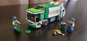 Lego City Garbage Truck #4432