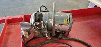 Air Compressorvacuum Pump 1vsf-13-m100x Used Unable To Test