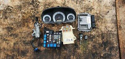 KIA Ceed GS CRDI 2008 1.6 diesel ignition barrel key transponder engine ecu