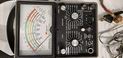 Triplett Model 4 Local Loop Tester Wprobes