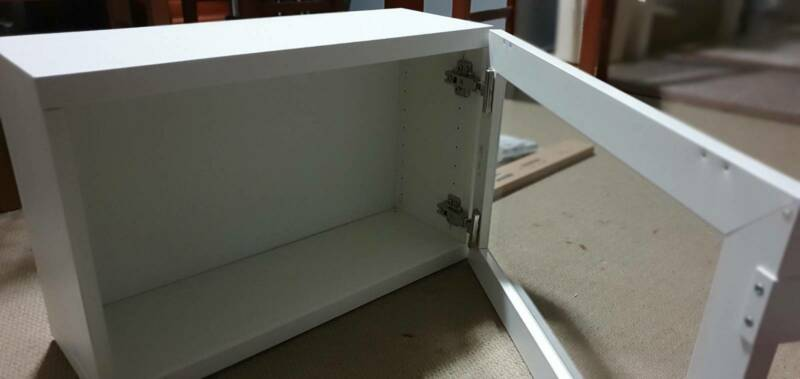 IKEA cupboard, BESTA Suspension rail, BESTA soft closing