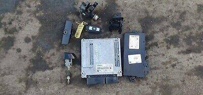 BMW 320D M Sport E90 2007 2.0 diesel ignition barrel key transponder engine ecu
