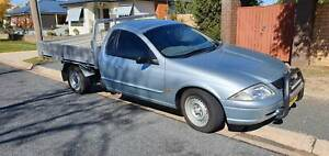 """Ford Falcon Dual Fuel Ute in Great condition """"Offers considered"""""""