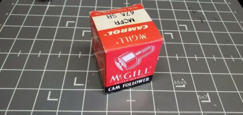 McGill / Camrol Crowned Cam Follower, MCFR 47A SB