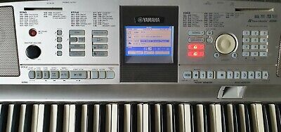 Yamaha dgx 305 digital grand keyboard with Stand Used working good condition