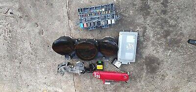Honda Jazz MK2 1.3 petrol ignition barrel key transponder engine ecu kit