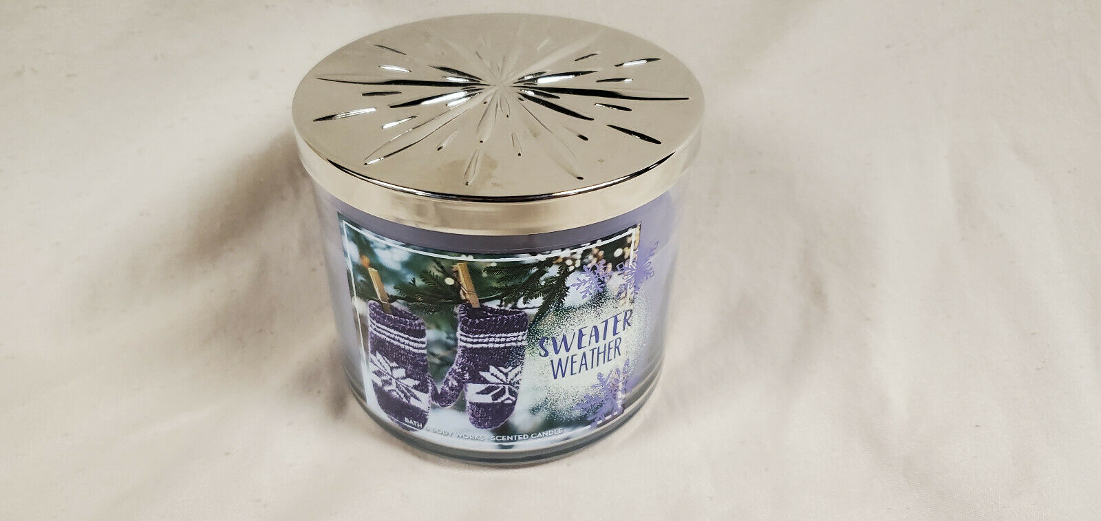 Bath and Body Works White Barn 3 Wick Candles~ Pick your Sce