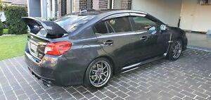 Subaru wrx sti premium 2016