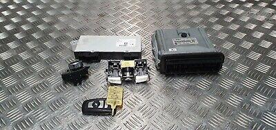 BMW 5 series 535D AUTO GT F07 3.0 diesel ignition barrel key transponder ecu kit