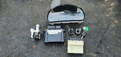 Saab 95 9-5 Vector TID 1.9 diesel ignition barrel key transponder engine ecu kit
