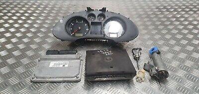 Seat Ibiza MK3 1.2 petrol ignition barrel key transponder engine ecu kit