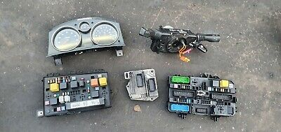 Vauxhall Astra H MK5 1.6 petrol ignition barrel key transponder engine ecu kit