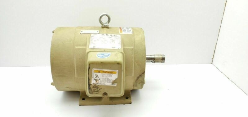 GE General Electric 5KS184ATE105A 7.5 HP Motor 184T 3490 RPM 230/460 New