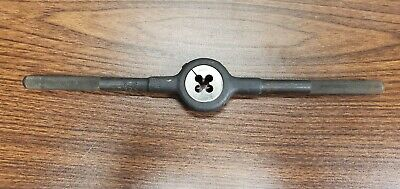 Vintage Greenfield 1753 Tap Wrench Die Holder 14 Long