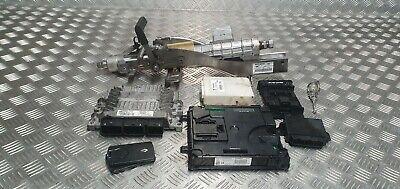 Renault Laguna MK3 1.5 DCI ignition barrel key transponder engine ecu