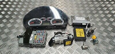 Chevrolet Aveo LS 2009 1.2 petrol ignition barrel key transponder engine ecu kit