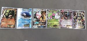 Pokémon EX cards mint condition