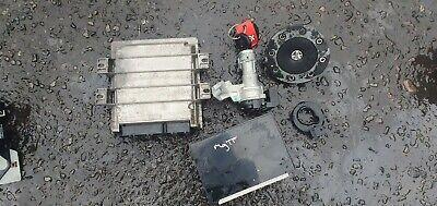 MG TF MK1 2004 1.6 petrol ignition barrel key transponder engine ecu kit