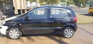 2007 Hyundai Getz 1.4 5 Sp Manual 5d Hatchback