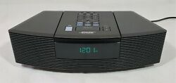 Bose Wave Radio CD Player Alarm Clock AWRC1G Excellent Condition! **No Remote**