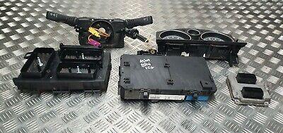 Vauxhall Astra H MK5 1.8 petrol ignition barrel key transponder engine ecu kit