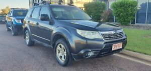2010 SUBARU FORESTER X MANUAL AWD Durack Palmerston Area Preview