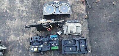 Vauxhall Astra H MK5 1.7 CDTI 100BHP ignition barrel key transponder engine ecu