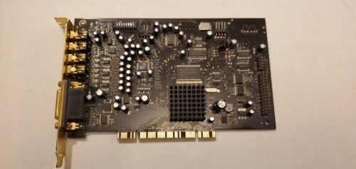 Creative Sound Blaster X-Fi PCI (SB0460) Sound Card